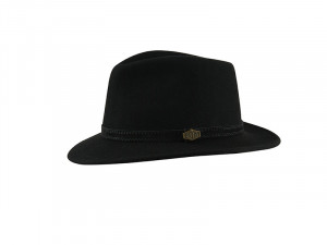 CPH – Wool Felt – Black