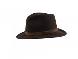CPH – Wool Felt – Dark Brown