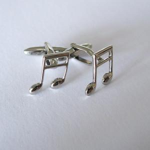 Music Cufflinks