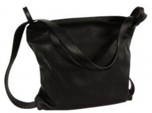 Esta Bag Calf Leather - Black