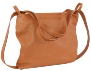 Esta Bag Calf Leather - Cognac