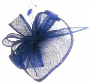 Fascinator 0187 (Royal)