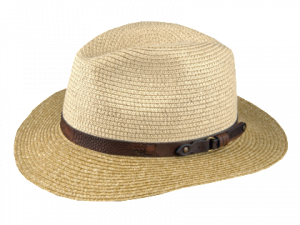 Indiana Twisted Paper Straw Hat