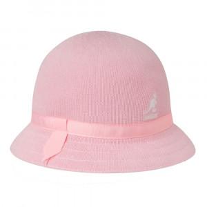 Kids' Cloche - pink