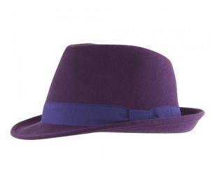 Majken W – Wool Felt purple