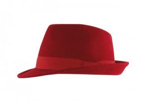 Majken W – Wool Felt red