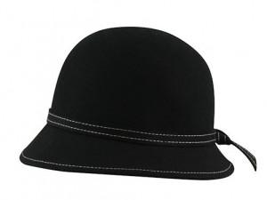 Milan W – Wool – Black