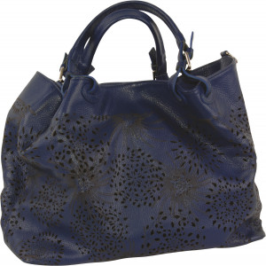 Monalisa Calf Leather - Blue