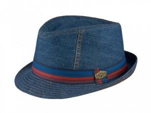 Nice 100% Cotton Recycled Jeans Hat