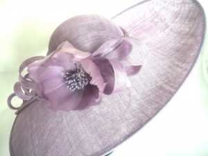 Occasion Hat Lilac