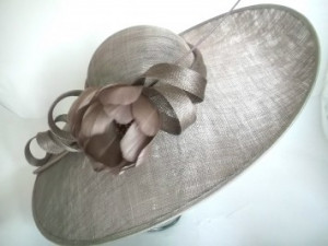 Occasion Hat Pumice