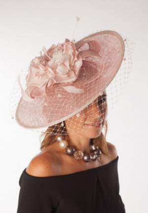 Occasion Hat SG900 (Rose)