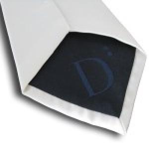 Avorio Polyester Tie