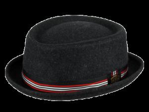 Popeye Wool Mix Grey Hat