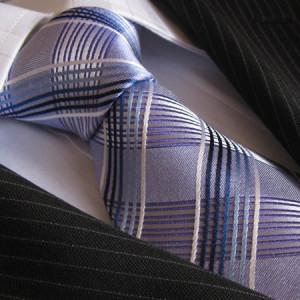 The Lilla Tessuto - seven-fold tie