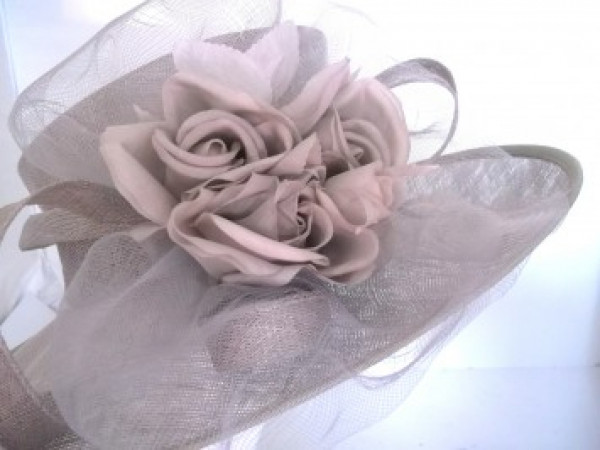 Silver Occasion Hat